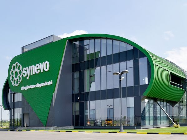diagnostics synevo central lab romania